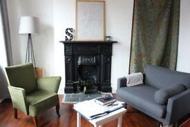Modern Grey Sofa Chair