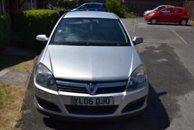 Vauxhall Astra 1.7 TDI Club Edition