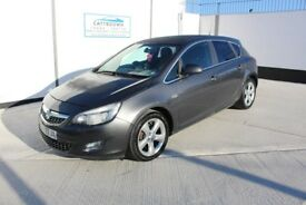 Vauxhall Astra 1.6 i VVT 16v SRi 5dr - 11 Months MOT - Part history - Excellent Condition