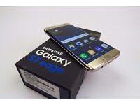 Samsung Galaxy s7 edge - brand new with box - silver