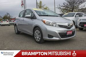2014 Toyota Yaris LE|A/C|KEYLESS|AUTO|ONE OWNER|AUX