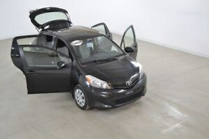 2013 Toyota Yaris LE HB 5 Portes Gr.Electrique*Air*Bluetooth Aut