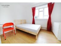 CLEAN AND TIDY ROOM TO RENT - ZONE 2 - LIMEHOUSE - AVAILABLE FROM TODAY - I HAVE MORE ROOMS CALL ME
