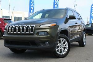 2014 Jeep Cherokee NORTH PLUS 4X4 *V6/SIEGES CHAUFFANT/GPS/ACTIV