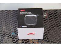 JVC SP-AD50-W SPAD50W Portable Wireless Streaming Speaker NFC Bluetooth - Black