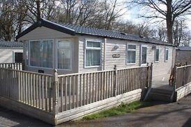 Holiday Home Static caravan, Trevella Park, Crantock, Newquay, Cornwall