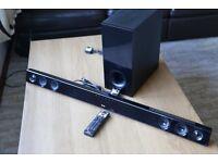 LG NB3530A 2.1 300W Sound bar with Wireless Subwoofer Bluetooth / Optical / USB