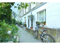 Brand new period conversion w/ private garden in a quaint cul-de-sac at heart of Kentish Town NW5