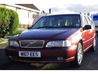 Estate Car For Sale. Volvo V70