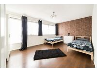 SUPER TWIN ROOM TO RENT - OVAL - ZONE 2 - CALL ME AND SEE IT FIRST