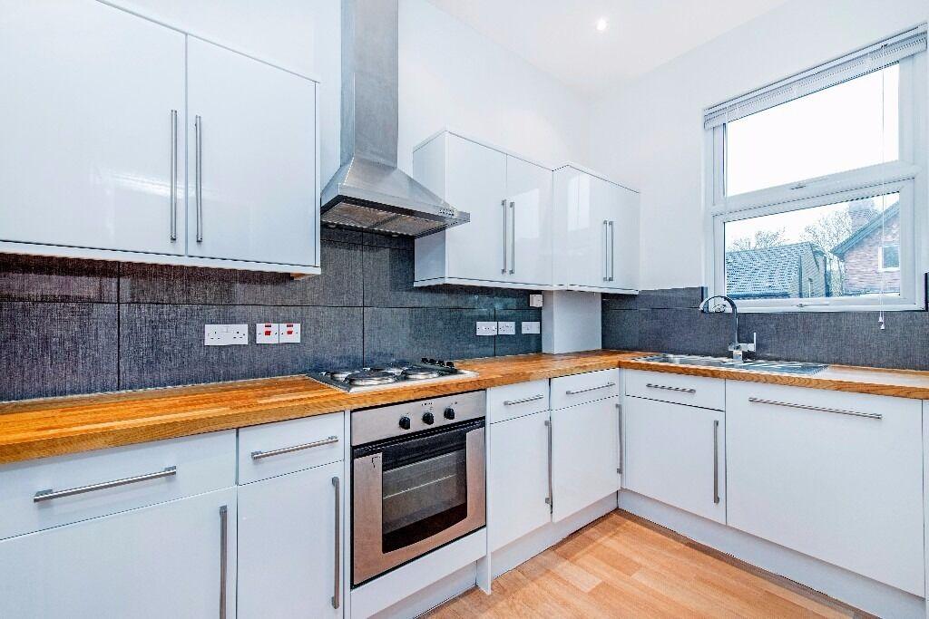 Kingsmead Road, SW2 - A fantastic two bedroom split level flat on a quiet residential road