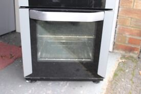 Belling Gas oven and hob with electric grill for sale. Hardly used. Excellent condition.