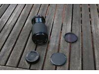 Clubman 80-200mm f4.5 macro zoom lens