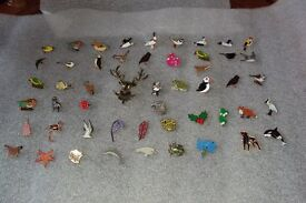 230/Nature/Wild life/Charity/Irish/GB/Scout/Poppy BADGES