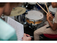 Drum Lessons - Expert Tuition from an Experienced Teacher.