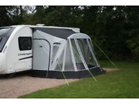 Caravan awning brought from new used only once