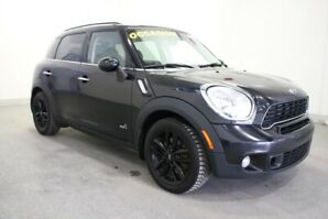 2013 Mini Cooper Countryman S All4 CUIR+TOIT PANO.
