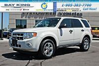 2011 Ford Escape XLT Auto, Sunroof, 2.5L 70,800km!