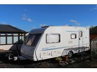**SOLD**Sterling Eccles 4 berth caravan with L-shaped lounge**SOLD**