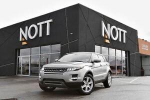2013 Land Rover Range Rover Evoque Pure, Panoramic Roof, Back up