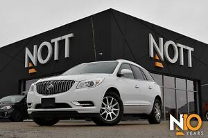 2016 Buick Enclave Leather, AWD, Double Moon Roof!