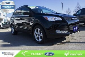2014 Ford Escape SE FORD CERTIFIED LOW RATES & EXTRA WARRANTY!