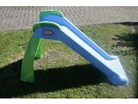 Little Tykes Slide (blue+green)