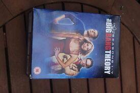 The Big Bang Theory Seasons 1-7 DVD Box Set