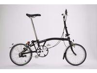 Brand new Brompton M3L Bike