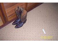 American Cowboy Boots by ACME
