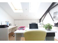 Private Warehouse Studio and Office to Rent, in Limehouse, Mile End, East London