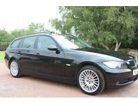 BMW 320 D TOURING*2006*EXCELLENT CONDITION*FULL SERVICE HISTORY*2 OWNERS*6 SPEED MANUAL*50PLUS MPG