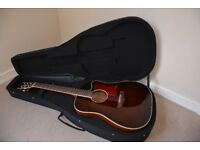 Tanglewood TW5 WB Electro Acoustic Guitar