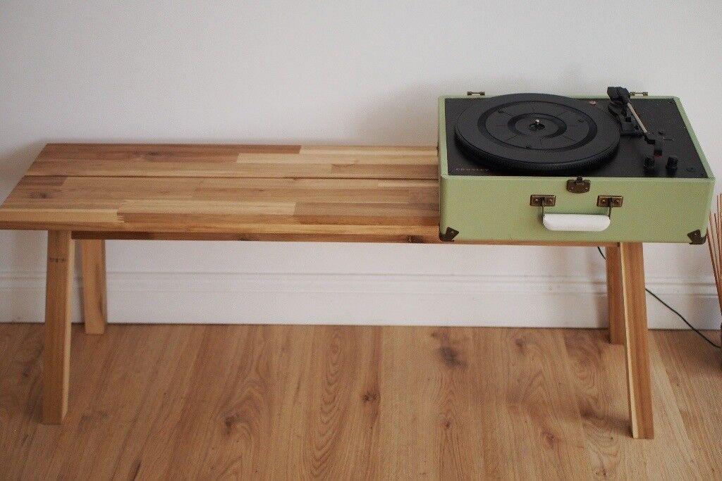 Ikea Skogsta Solid Acacia Wood Bench