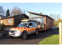 £650 - £900 per week! Hard Working Trim Fitter Required For Mobile Home Installation/Siting Team