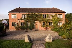Delightful detached four bedroom farmhouse