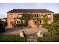 Delightful detached four bedroom farmhouse