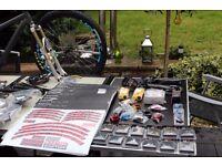 Joblot mountain bike items BARGAIN see list
