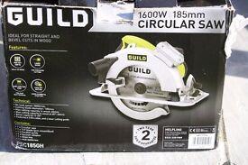 Circular Saw 1600W 185mm Guild