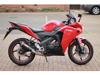 Great condition Honda CBR125R