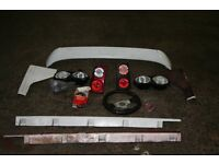 VAUXHALL NOVA PARTS, JOB LOT GARAGE CLEARANCE