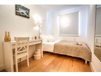 Regular double bedroom available in London Bridge