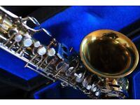 Meister Alto Saxophone (plus Accessories) for sale in Edinburgh