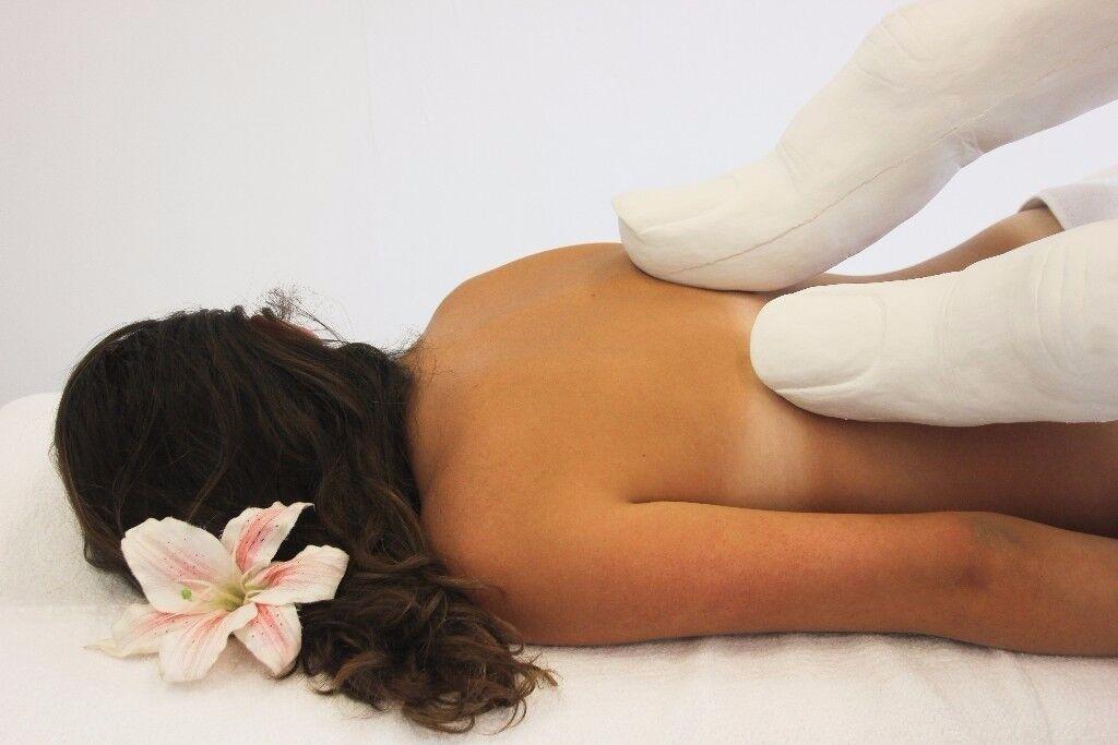 A Wonderful Way to Unwind, Magic touch quality massage