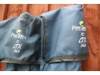 freespirit ctx carp rods x2