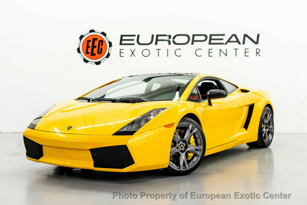 2006 Lamborghini Gallardo  2006 Lamborghini Gallardo, Tri-Yellow with 8059 Miles available now!