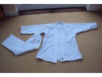 judo/karate suit