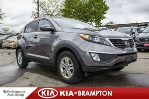 2012 Kia Sportage LX|HEATED SEATS|KEYLESS|ALLOYS|BUCKETS
