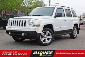 2012 Jeep Patriot NORTH 4x4,TOIT OUV,SIEGES CHAUFF