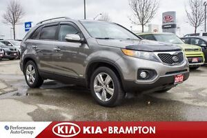 2012 Kia Sorento EX|ROOF|ALLOYS|KEYLESS|MP3|BLUETOOTH|BACKUP CAM
